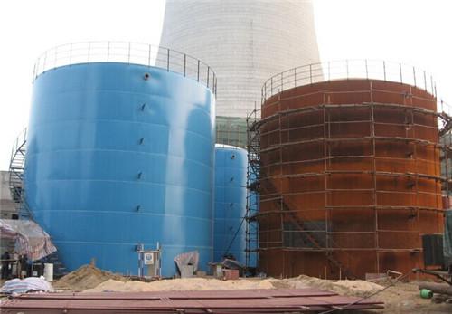 水箱水罐内外壁聚脲防腐